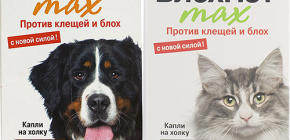 Means Blohnet for cats and dogs: reviews and instructions for use