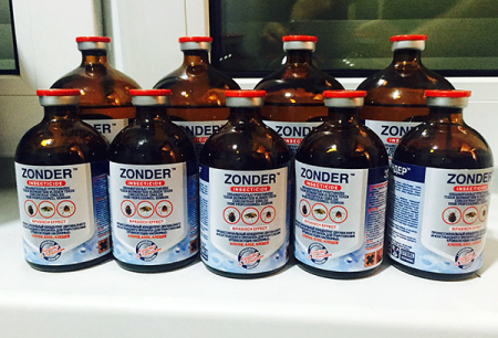 Remedy for bedbugs Zonder and reviews on the use of this drug
