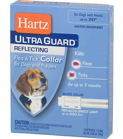 طوق البراغيث للكلاب Hartz Ultra Guard
