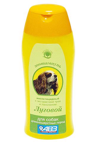 في تكوين شامبو Lugovoy ، باستثناء المبيدات الحشرية ، هناك مقتطفات من الأعشاب واللانولين