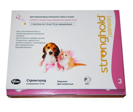 قطرات برغوث للقطط والكلاب معقل