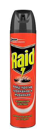 Αεροζόλ Reid από κατσαρίδες και μυρμήγκια