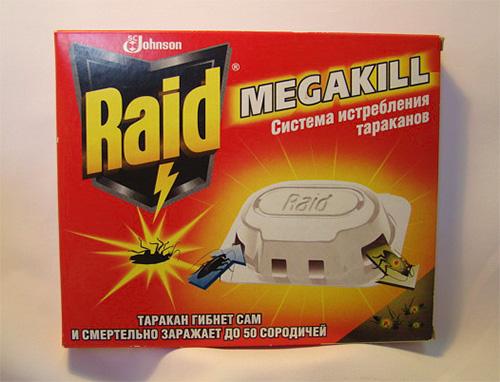 Raid παγίδα εντόμων