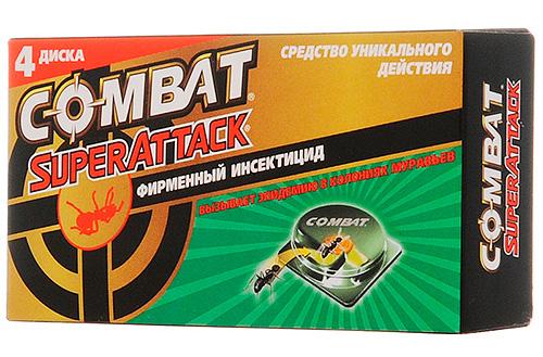 Ant παγίδες Combat Superattack
