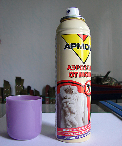 Armol - moth spray