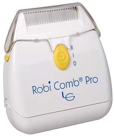 Electronic lice comb Robi Comb Pro