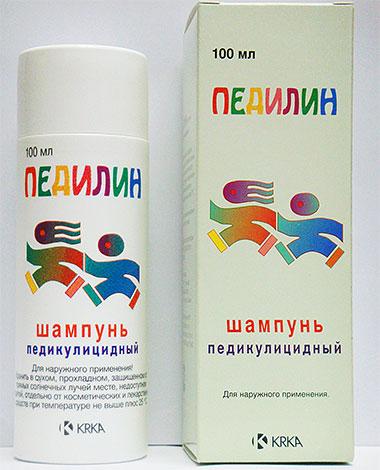 Pedilin Lice Shampoo