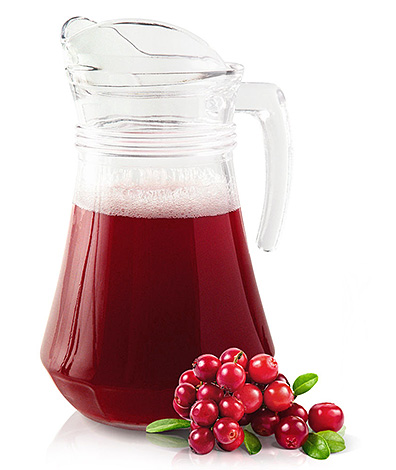 Cranberry juice can only weaken the attachment of the nits to the hair, but it is not capable of killing it.