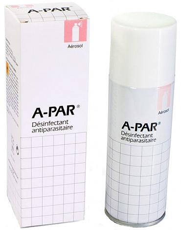 A-Par - a cure for underwear lice