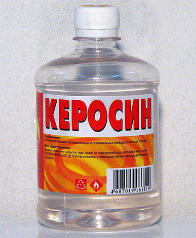 Kerosene can soften the shell of nits, but can also cause skin burns.