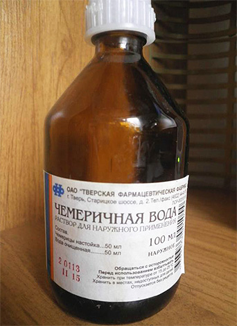 Such a drug for lice, as proameric water, can cause serious poisoning in humans if ingested.