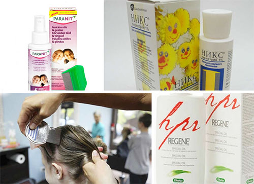 Some drugs have too little effect on lice, while others are very toxic to humans.