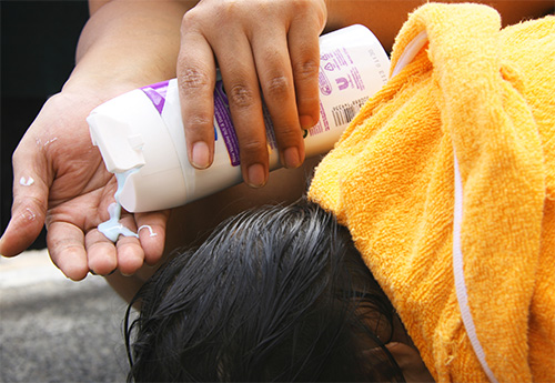 We get acquainted with the range of the most popular shampoos from lice and nits