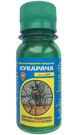 Cucaracha مبيدات الحشرات