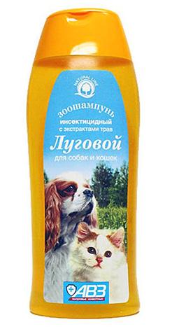 Çayır Şampuanı narin cilt ve güzel saçlar ile hayvanların pire tedavisi için uygundur.