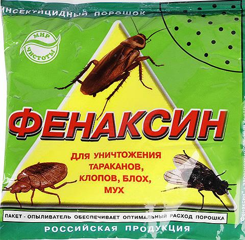 Bazen pire larvalarını öldürmek için böcek öldürücü tozlar kullanılır.