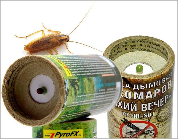 Ανακαλύπτουμε τα χαρακτηριστικά της χρήσης εντομοκτόνων βόμβων καπνού στον αγώνα κατά των κατσαρίδων σε ένα διαμέρισμα ή άλλο κλειστό δωμάτιο ...