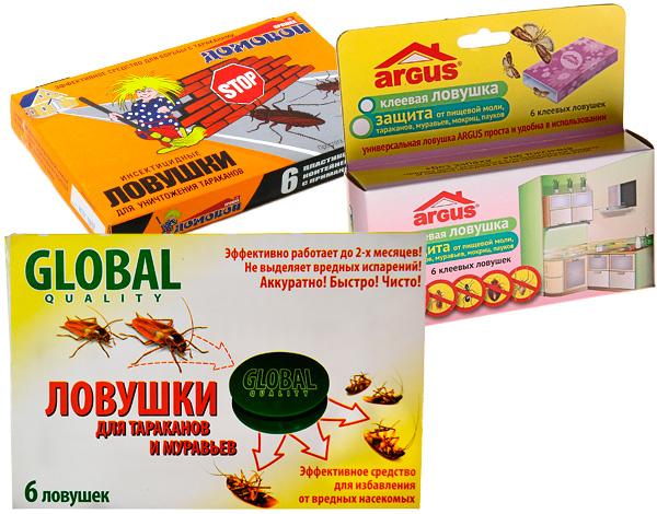 Mokrits สามารถจับได้โดยใช้กับดักเหนียวที่ใช้ในการดักแมลงสาบ