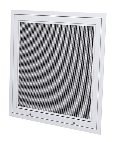 It is recommended to close the vent hole with a fine mesh.