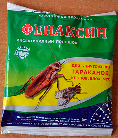 Insecticidal Powder Fenaxine