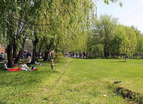 Το δάγκωμα ενός ακάρεως Borrelia μπορεί να συμβεί όχι μόνο στο δάσος, αλλά και στα αστικά πάρκα και τις πλατείες.